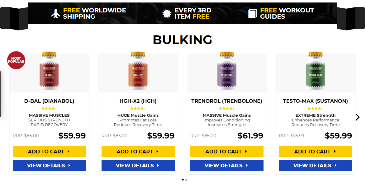 Bulking powders uk